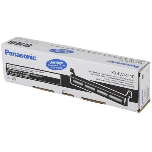 Hộp mực Panasonic KX-FAT411E (Toner Cartridge)