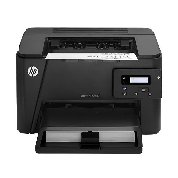 Máy in laser đen trắng HP M201DW