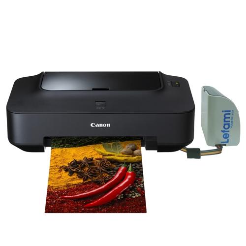 Máy in phun màu Canon Pixma IP2770 gắn Lefami Ciss