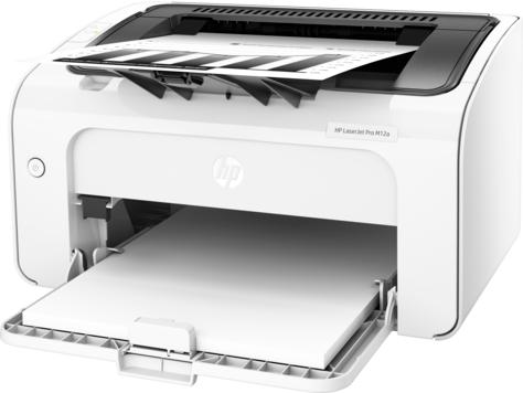 Máy in trắng đen đơn năng HP M12A (T0L45A)- chính hãng