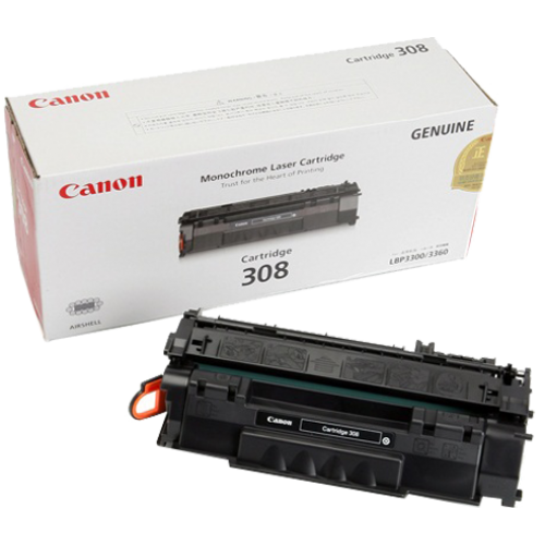 Mực In Canon 308 - Black LaserJet Toner Cartridge