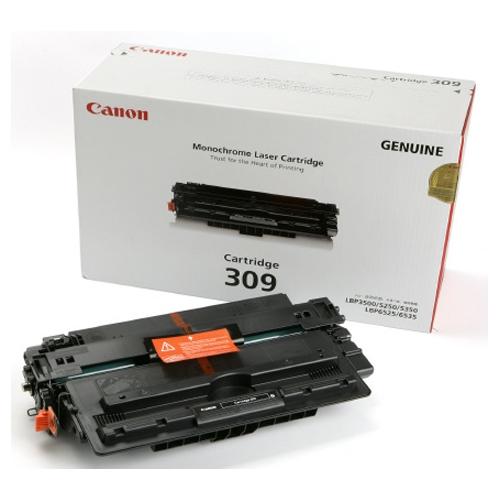 Mực In Canon 309 - Black LaserJet Toner Cartridge