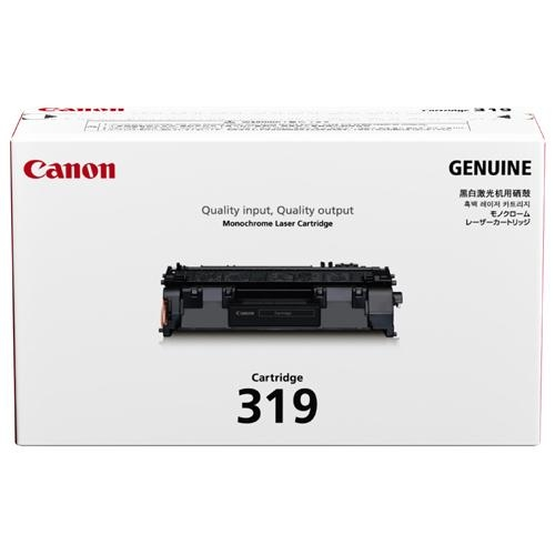 Mực In Canon 319 - Black LaserJet Toner Cartridge