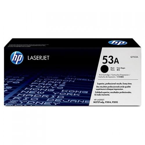 Mực In HP 53A (Q7553A) - Black LaserJet Toner Cartridge