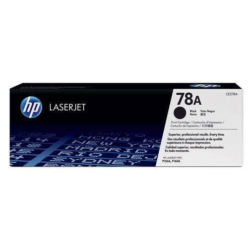 Mực In HP 78A (CE278A) - Black LaserJet Toner Cartridge
