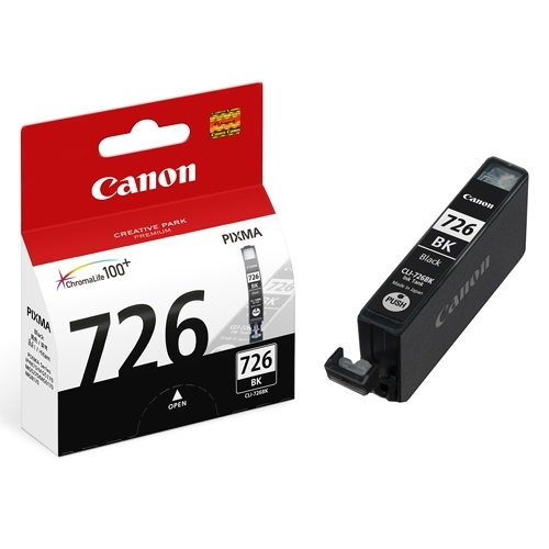 Mực in phun màu Canon CLI-726BK (Đen)
