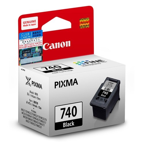 Mực In Phun màu Canon PG-740 (Đen)