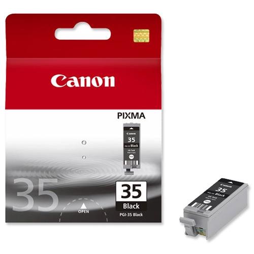 Mực in phun màu Canon PGI-35Bk (Đen)