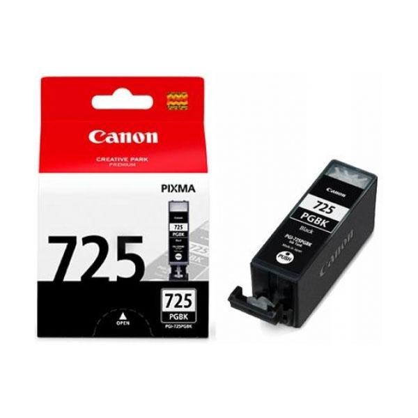 Mực in phun màu Canon PGI-725BK (Đen)