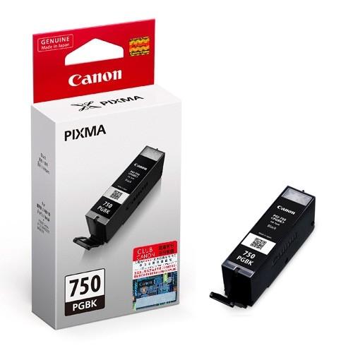 Mực In Phun màu Canon PGI-750BK (Đen)