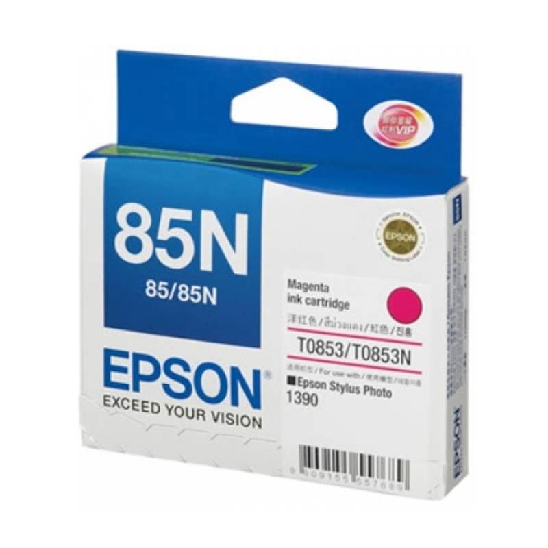 Mực in phun màu Epson T60 (T0853N) - Magenta (Đỏ)