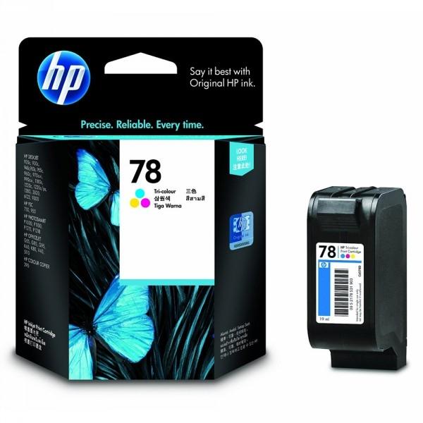 Mực In Phun Màu HP78A (C6578DA) - Color