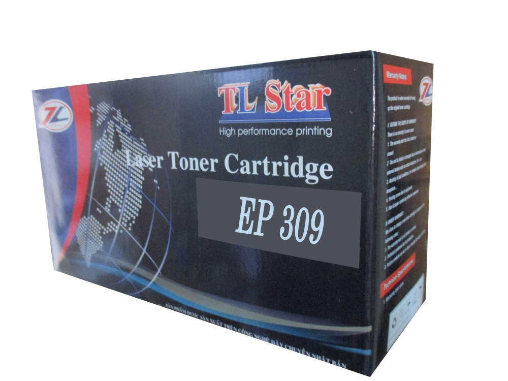 Mực In TLSTAR 309- Black LaserJet Toner Cartridge
