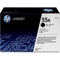 Mực In HP 55A (CE255A) - Black LaserJet Toner Cartridge