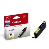 Mực in phun màu Canon CLI-751Y (Vàng)