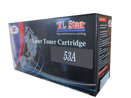 Mực In TLSTAR HP 53A - Black LaserJet Toner Cartridge